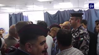 أخر مستجدات عملية الطعن في جرش (8/11/2019)