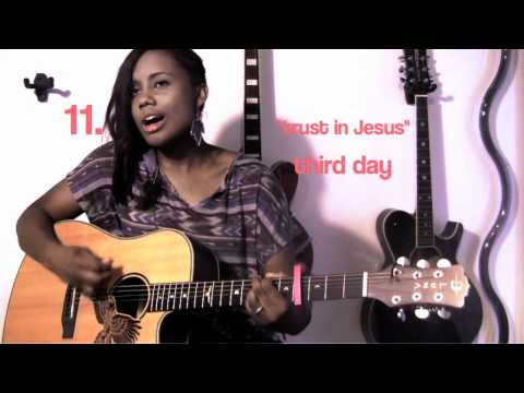 iTunes Top Christian & Gospel Songs Medley - Arranged by Jamie Grace