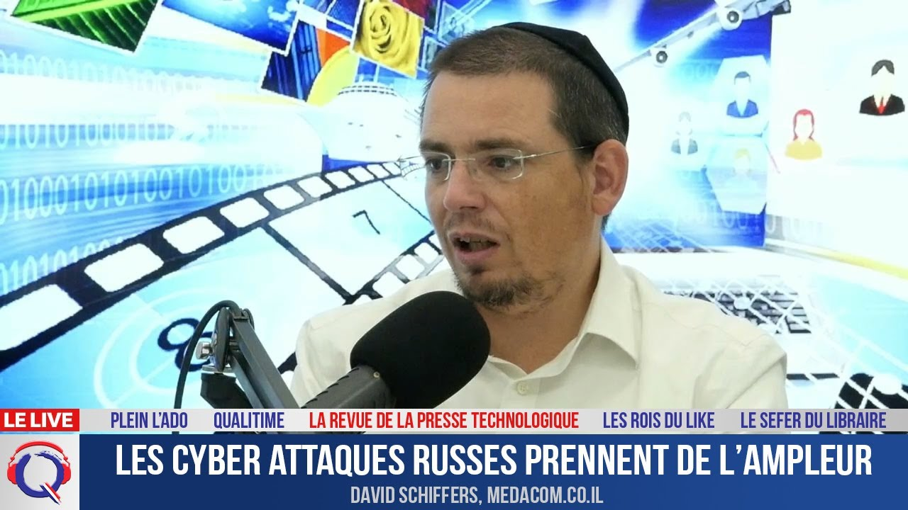 Les cyber attaques russes prennent de l'ampleur - La Revue De La Presse Technologique#11