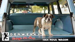 1964 Chevrolet Chevy II Nova Wagon DENWERKS - Bring a Trailer Station Wagon