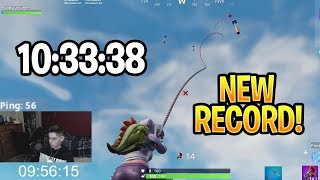NEW WORLDS FIRST WORLD RECORD Cizzorz DeathRun 2.0 PoopyFartyPee Fortnite Daily Highlights Moments