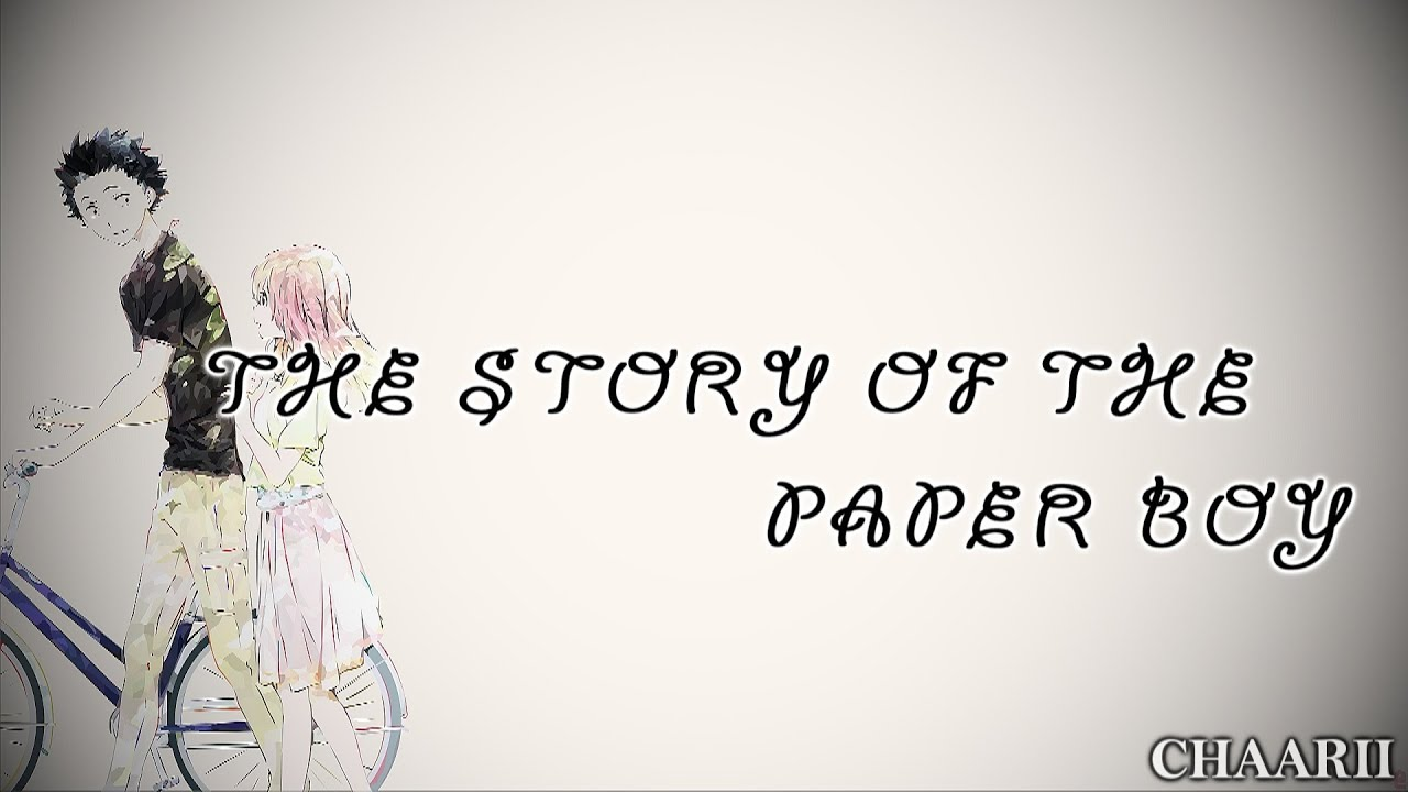 Download Powfu -The Story Of The Paper Boy [Lyrics]