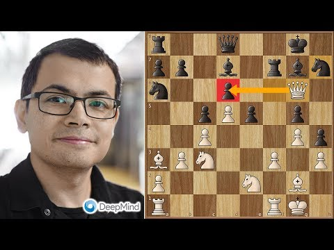 Founder of Deep Mind, Demis Hassabis, was a Chess Prodigy