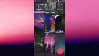 3d parallax background apk 1.54