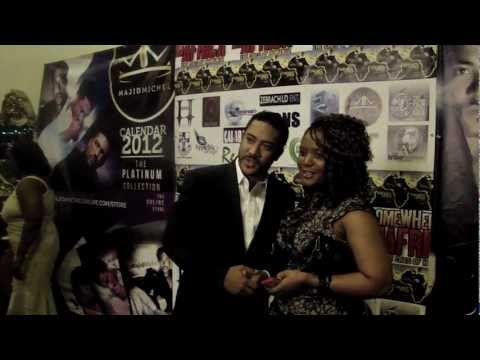 "Smokin' ACE covers Majid Michel's Movie Premier of ""Somewhere In Africa"" - Atlanta"