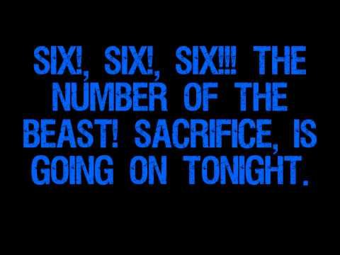 Iron Maiden: The Number Of The Beast Lyrics