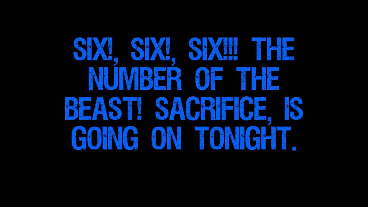 Iron Maiden - The Number Of The Beast (Official Video ...