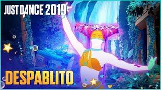 Just Dance 2019 Swaps Despablito by Delia ft. Grasu XXL