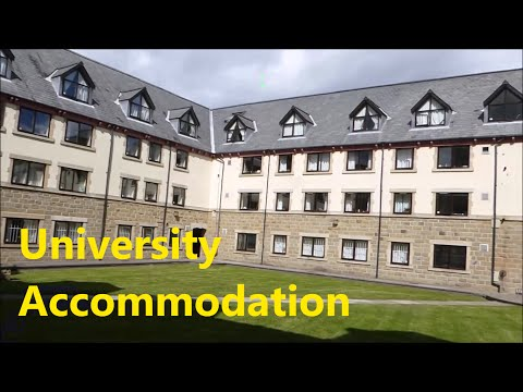 Leeds University Residence Walkthrough