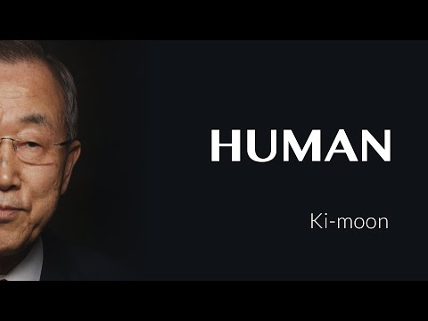 Ki-moon's interview - USA - #HUMAN