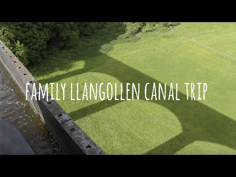 The Outdoor Guide and The Father Son Canal Trip on the Llangollen Canal