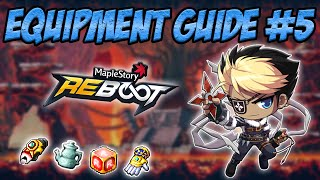 Maplestory Reboot: Equipment Guide #5