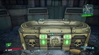 Borderlands 2 - Der Sanctuary Schlüssel Trick / glitch PS3 [Deutsch] HD gameplay