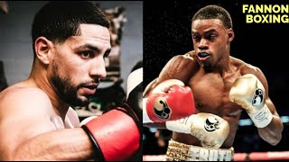 "ERROL SPENCE SPARRING PARTNER SPEAKS OUT!, ""EJ'S BETTER THAN BEFORE ACCIDENT, HASN'T MISSED A BEAT"","