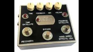RECOVERY EFFECTS DIRTY MURALS MKII HAND-WIRED ECHO