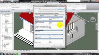 Revit Architecture - Lekcja 22 - Wizualizacja