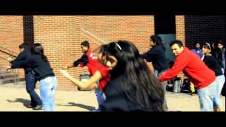 Flash Mob at University of Cincinnati by Indian Students - Official