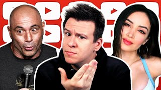 This Joe Rogan CONTROVERSY & Backlash, Why Doctors Are Disgusted By This New Study, & More...