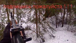 охота на медведя с автоматом кровавая победа