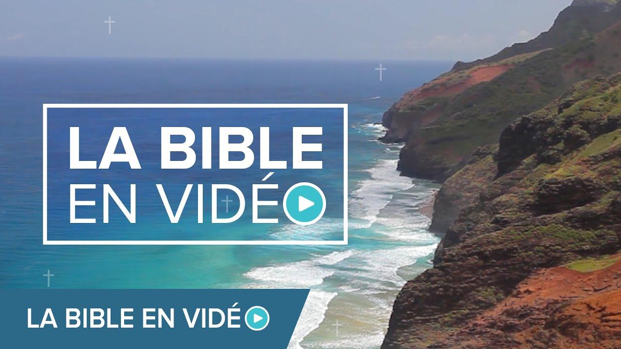Jour 44 : Jean 7-8 - La Bible en vidéo