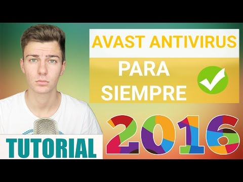 Descargar AVAST Antivirus 2016 FULL GRATIS | Windows 10, 8, 7