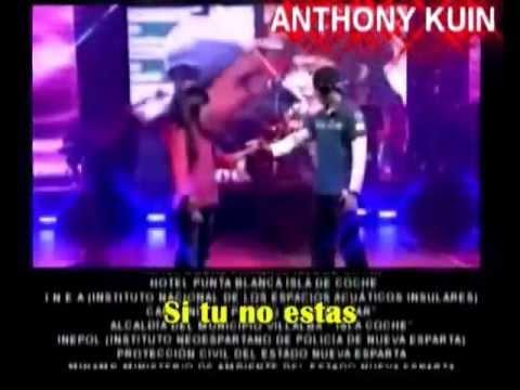 SI TU NO ESTAS - ANTHONY KUIN