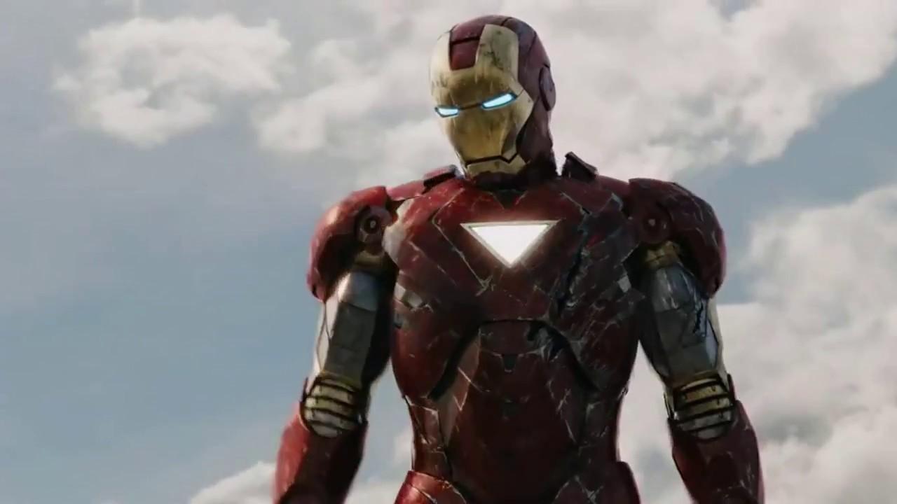 iron man tribute  youtube