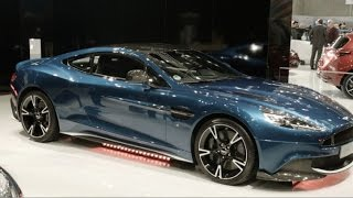 2017 Aston Martin Vanquish S ($300,000 worth)
