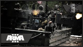 SWCC VIP Rescue Operation - ArmA 3 - Navy SEAL Gameplay 1440p60