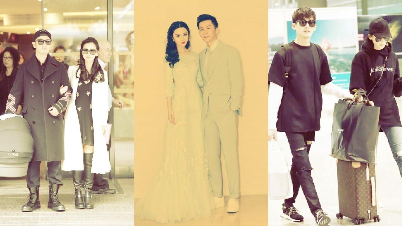 4 cặp sao Hoa ngữ có gu thời trang đẳng cấp khiến dân tình phải xuýt xoa