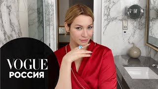 Секреты красоты Ида Галич показывает как сделать акцент на карие глаза