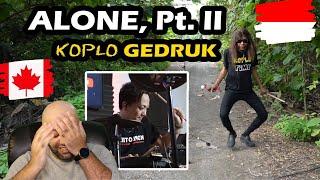 Download lagu Alone pt 2 Alan Walker versi Gedruk Koplo | Indonesia Reaction  | MR Halal Reacts