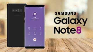Galaxy Note 8 - THE MULTIMEDIA POWERHOUSE!