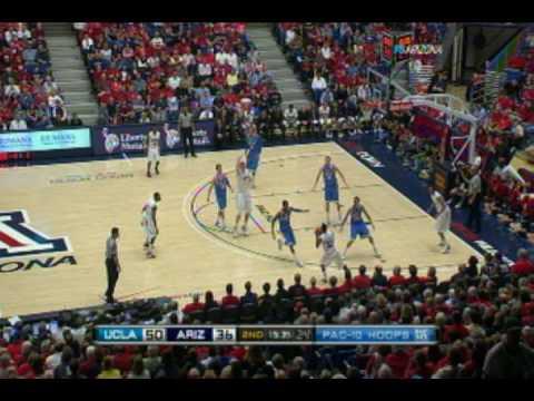2009/2010 Arizona Basketball vs UCLA