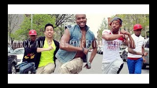 Marck Angel - Summertime. The Video. (Part 1)