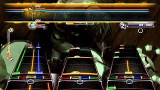 Rock Band Custom: Alice in Chains - Them Bones (60FPS)