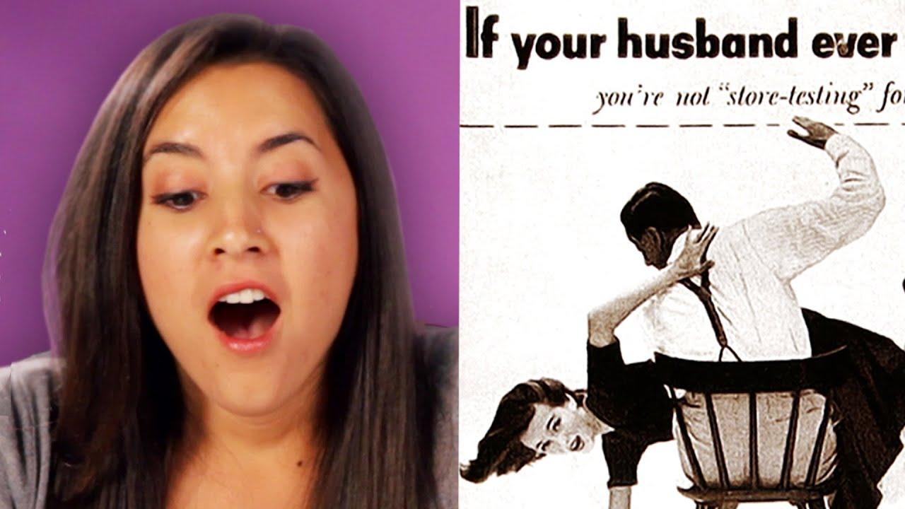 Women Sexist Vintage Ads