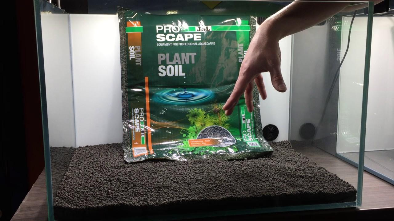 JBL Proscape Plant Soil - Substrat de sol pour aquarium planté ou pour  aquascape
