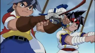 Beyblade - Episode 33 - Last Tangle In Paris Hindi