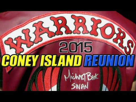 THE WARRIORS Coney Island Reunion #1 (2015)