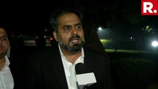 Shiv Sena Lawyer Rajesh Inamdar Speaks on Filing Second Plea Against Imposition Of President's Rule