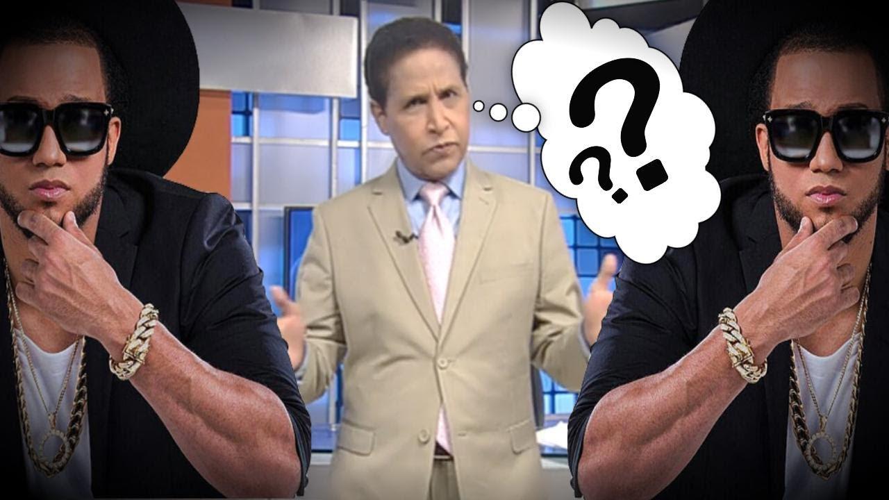 Carlos Batista pregunta que ¿Qué es lo que canta el Alfa? wow