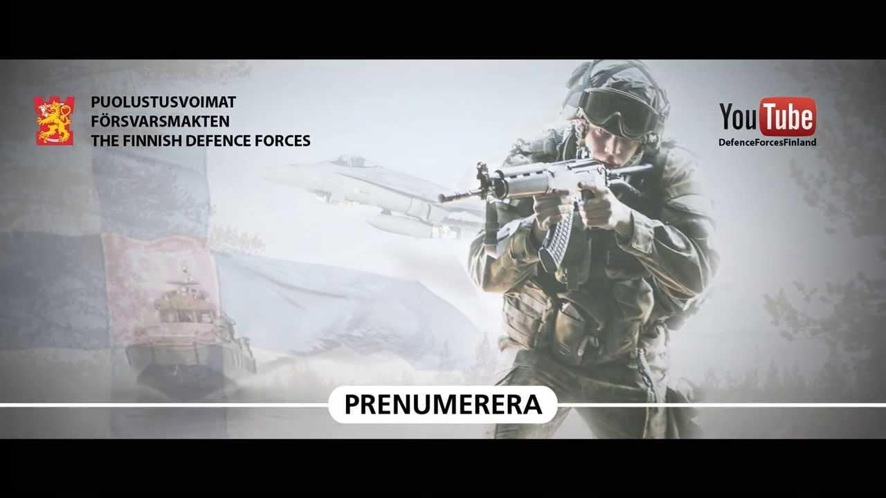 Puolustusvoimat Youtube