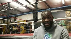 DEONTAY WILDER on his KO prediction for Tyson Fury and being underappreciated | William Hill Boxing