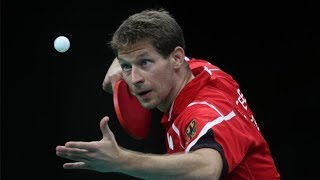 STEGER BASTIAN - German table tennis player