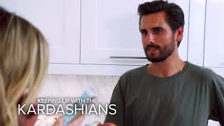 KUWTK | Scott Disick Misses Kourtney K. and the Kids | E!