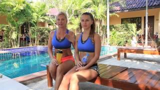 «ПЕРЕЗАГРУЗКА»: Елена Санжаровская и Елизавета Миллер представляют новый совместный фитнес-проект