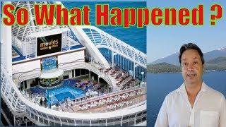 Passenger Found In Cruise Ship Pool