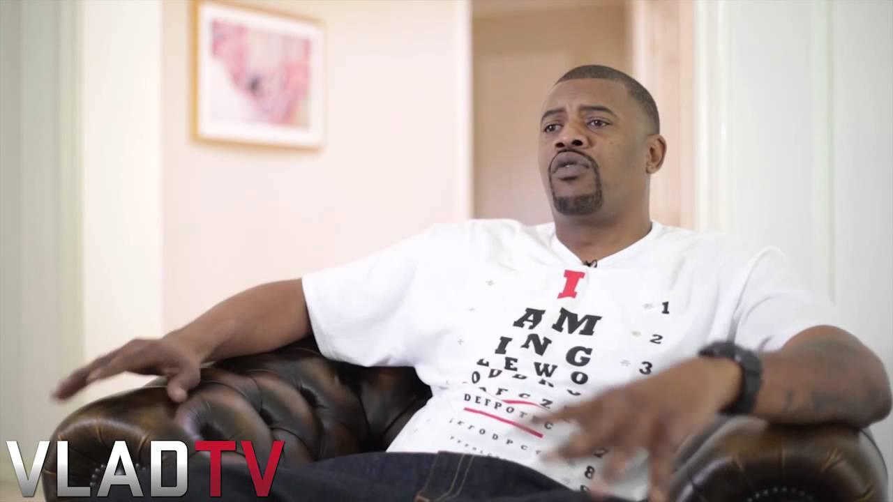 """Download Slink Johnson on Christian Backlash for """"Black Jesus"""""""
