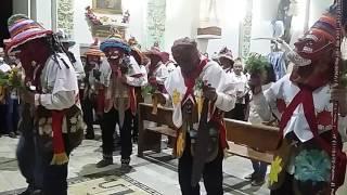 Las cueras bailando el ocoxuchil quechultenango 20